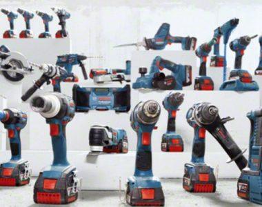 Инструменты и комплектующий BOSCH